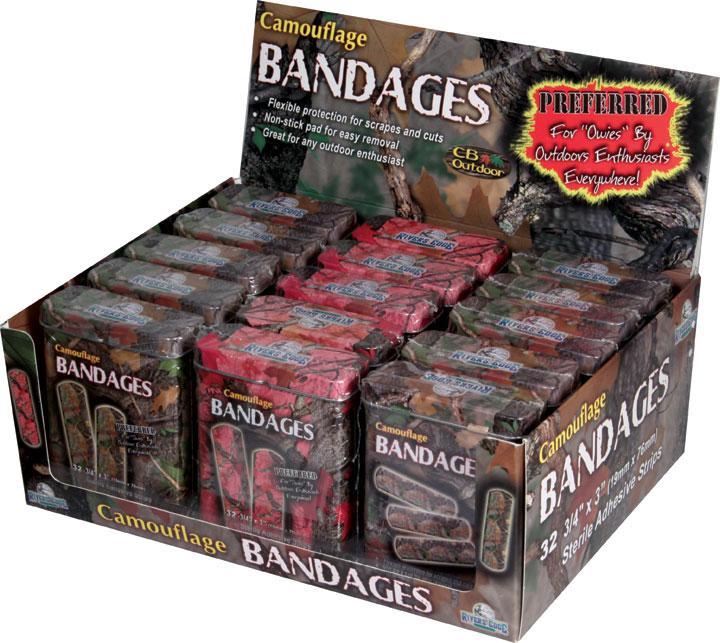 Camouflage Bandage